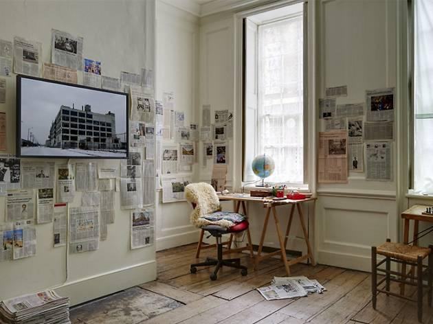 Fiona Tan: Ghost Dwellings