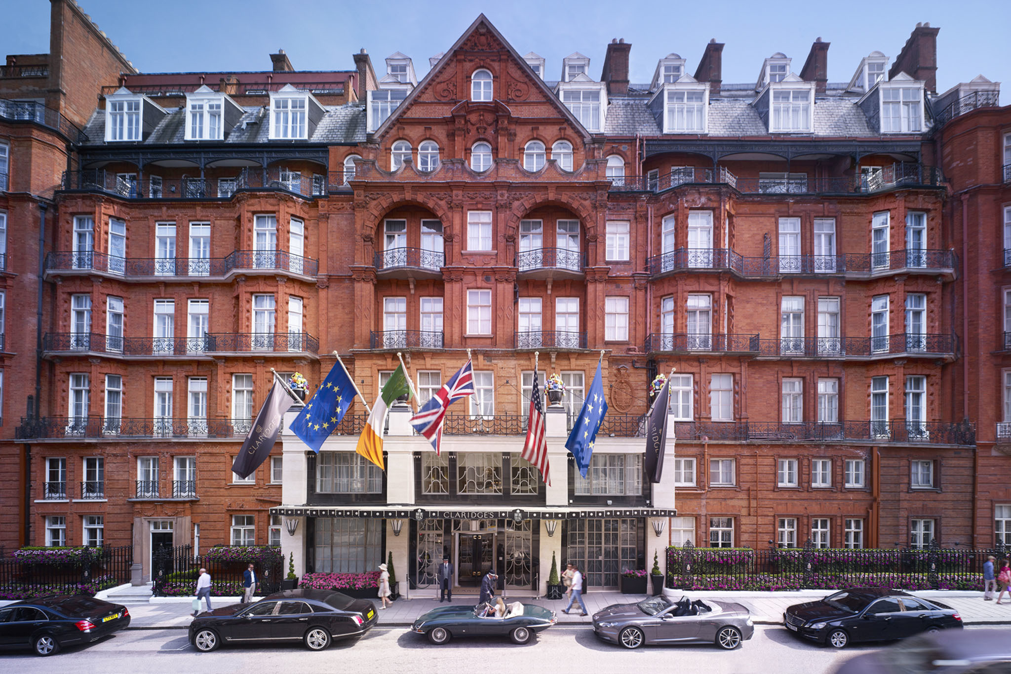 Claridge's has offered beds to NHS staff and carers