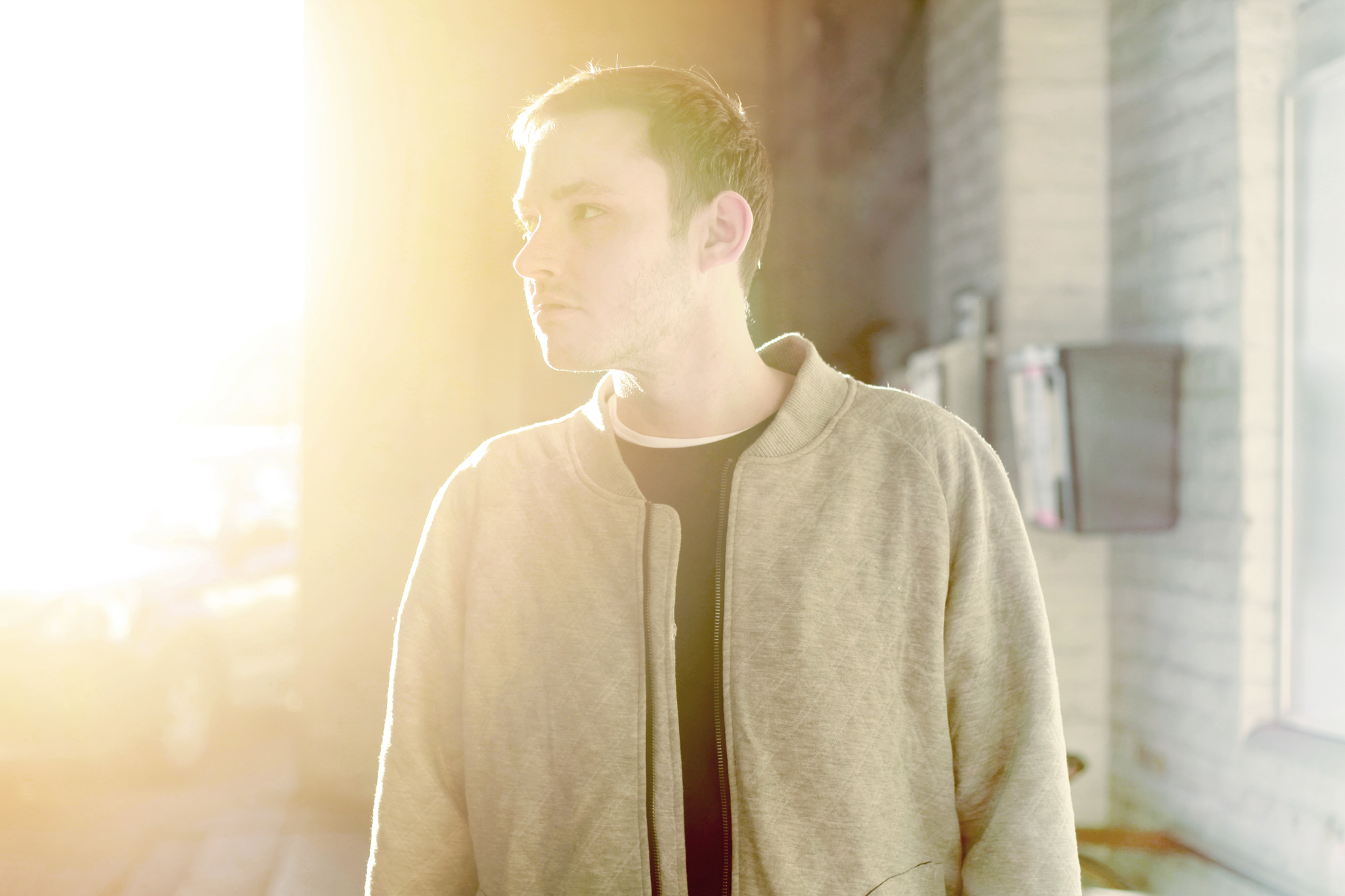 Hudson Mohawke talks Kanye, the paparazzi and his new solo record