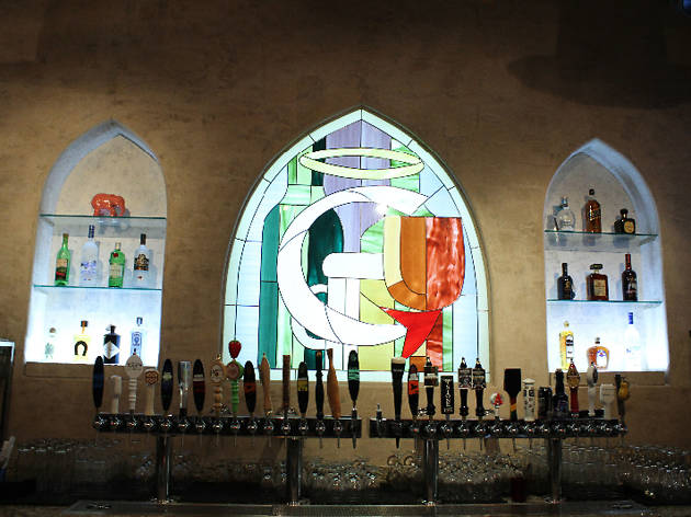 Congregation Ale brewery