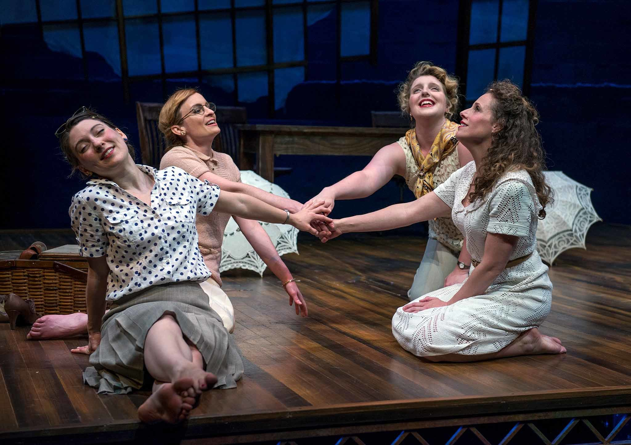 Review: Shining Lives: A Musical
