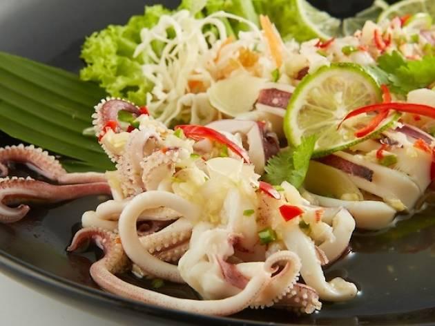 Lemonsteam Squid