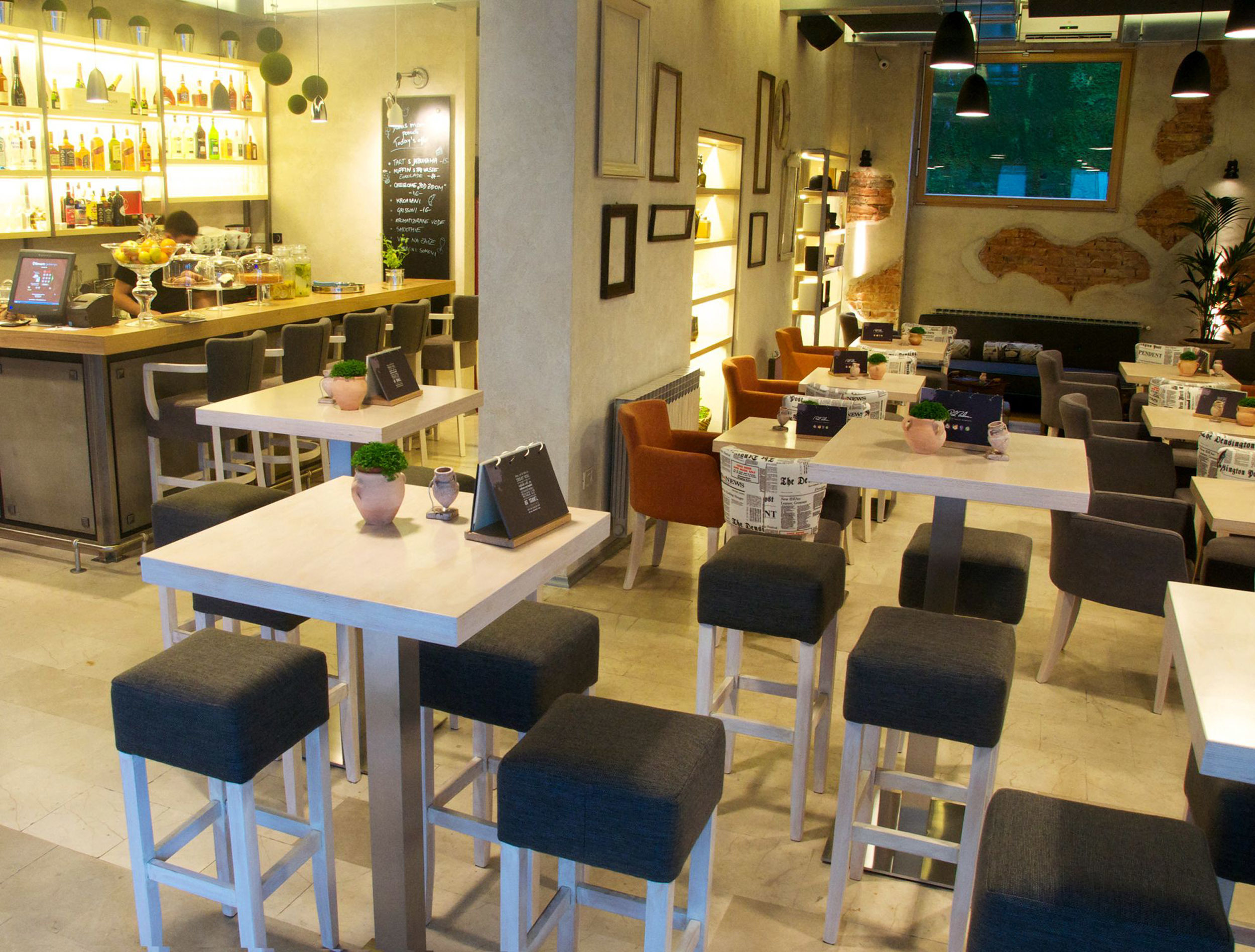 Pod Zidom Coffee, Food and Wine Bar • Zagreb
