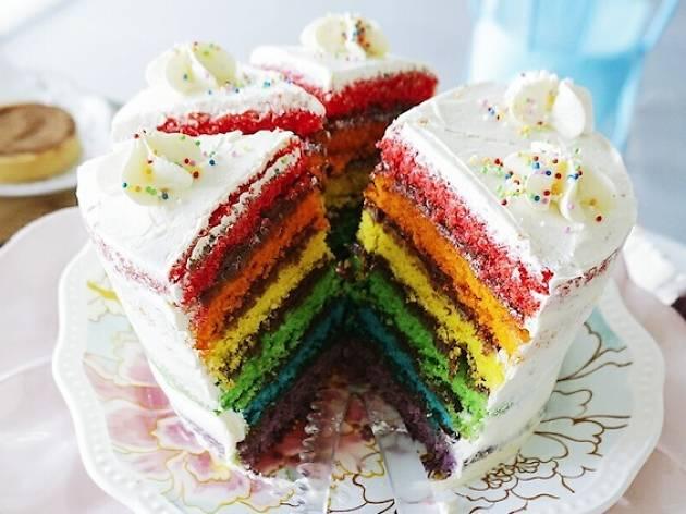 Rainbow Nutella