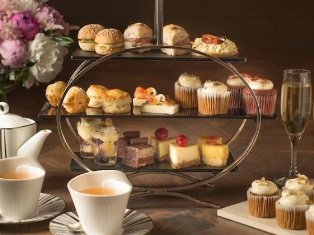 Pacific Marketplace: Afternoon Tea