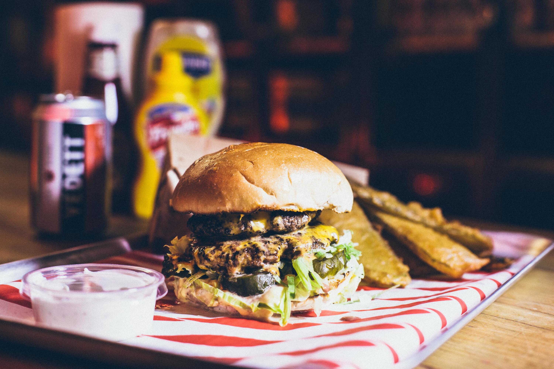 Best burgers of 2015