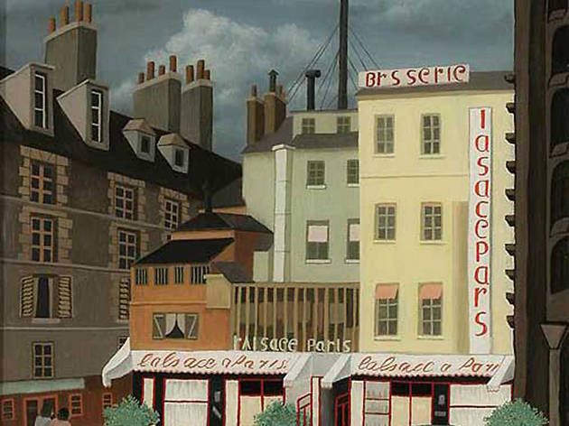 Visions of the City - Iconography of the City II (1950-2015)