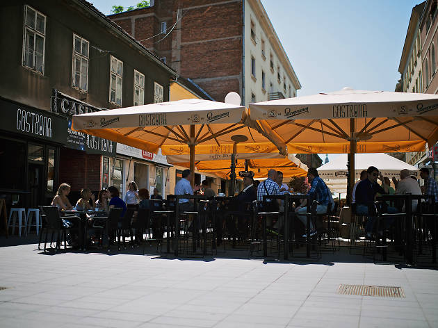 Gost&ona, Restaurants, Zagreb