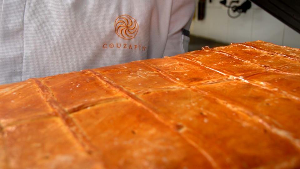 Empanada de chipirones