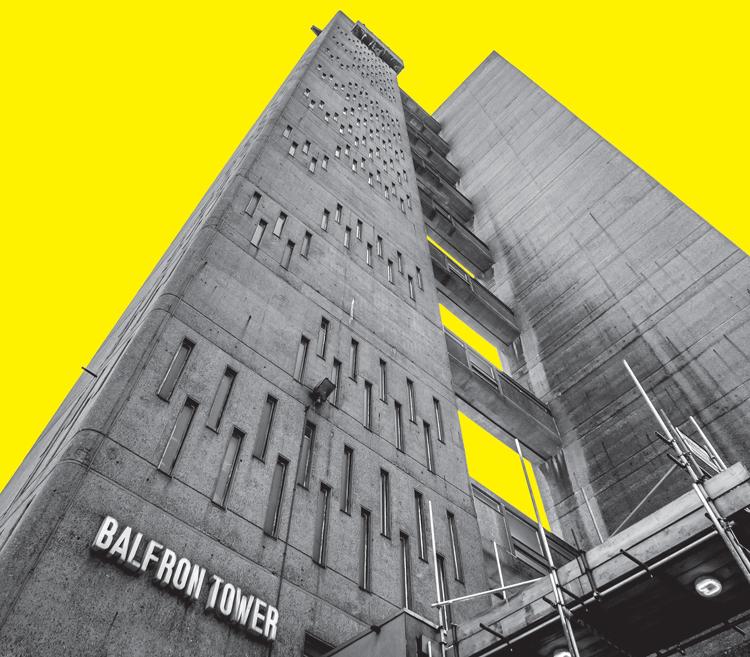Balfron Tower, London