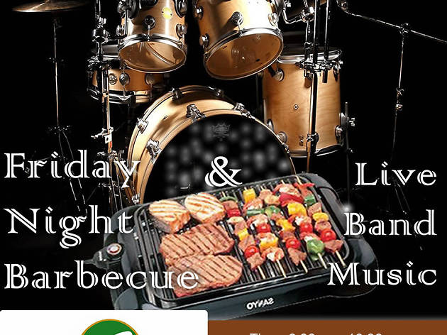 Friday Night BBQ Alisa Hotel | 29 May