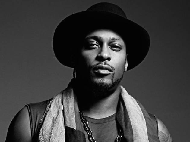 D'Angelo and The Vanguards