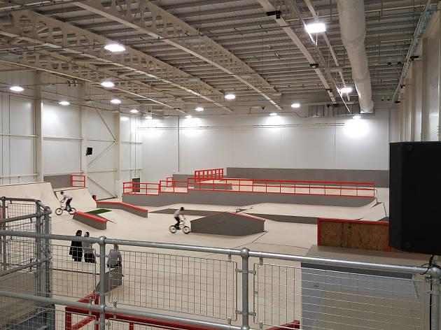 Better Extreme skatepark
