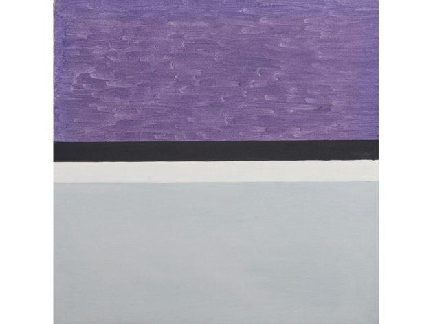 (Agnes Martin: 'Untitled', 1959. © 2015 Agnes Martin / Artists Rights Society (ARS), New York)