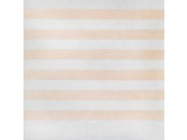 (Agnes Martin: 'Happy Holiday', 1999. © 2015 Agnes Martin / Artists Rights Society (ARS), New York)