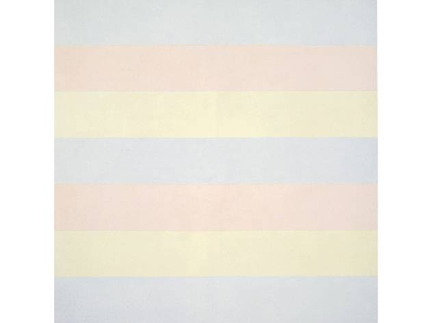 (Agnes Martin: 'Untitled #5', 1998. © 2015 Agnes Martin / Artists Rights Society (ARS), New York )
