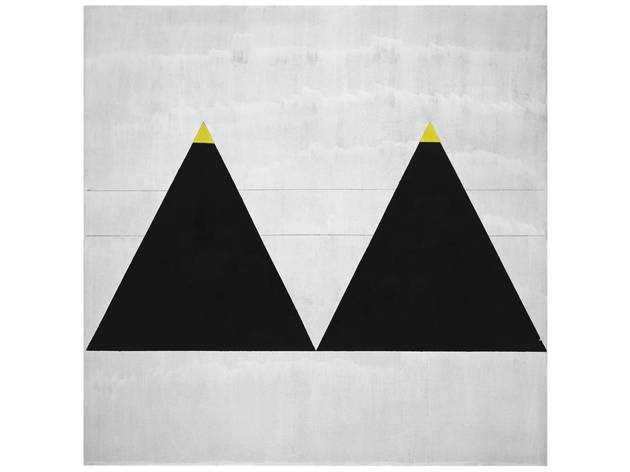 (Agnes Martin: 'Untitled #1', 2003. © 2015 Agnes Martin / Artists Rights Society (ARS), New York )