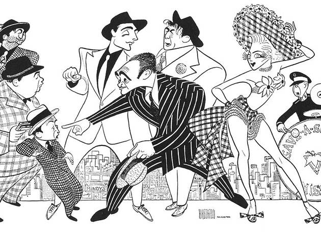 Guys and Dolls, 1950