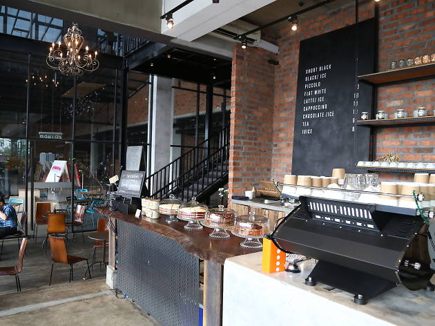 The best cafés in KL