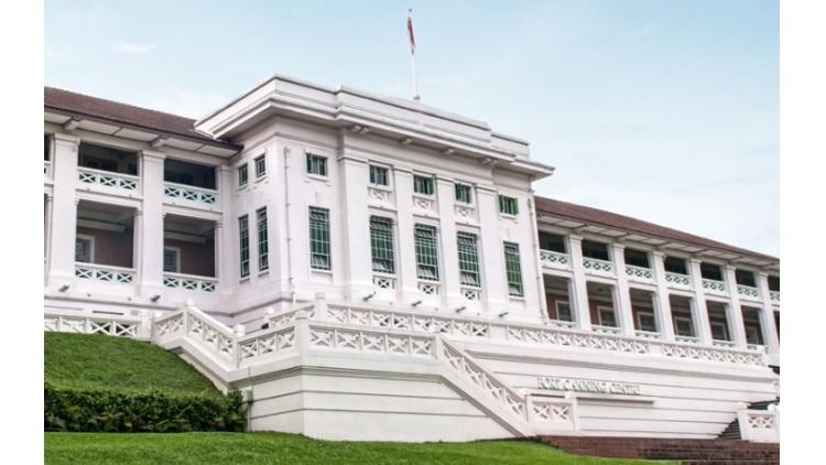 Visit a Parisian museum in Singapore