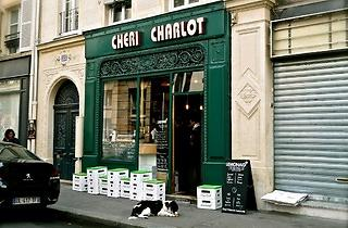 Chéri Charlot (© LRD / Time Out Paris)