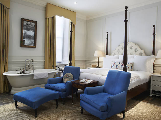 100 best hotels in London: Dean Street Townhouse