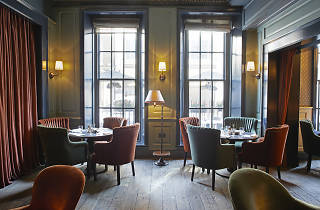 Late-night restaurants in London, Dean Street Townhouse