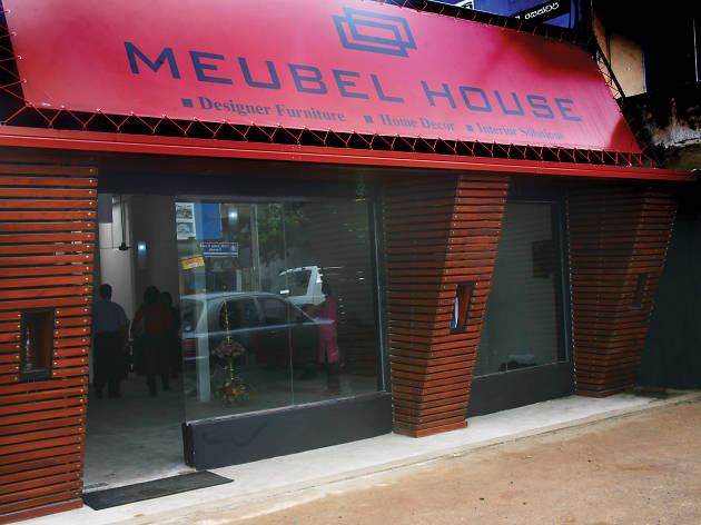 Meubel House is a shop in Colombo, Sri Lanka