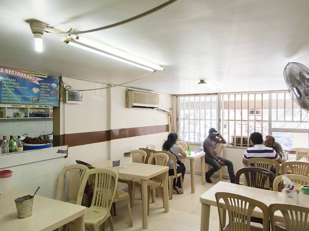 New Indo-Lanka, Restaurants and cafés, Beirut