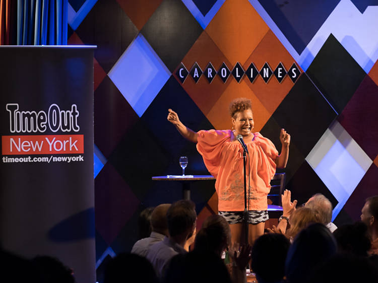 Check out the best comedy shows in NYC