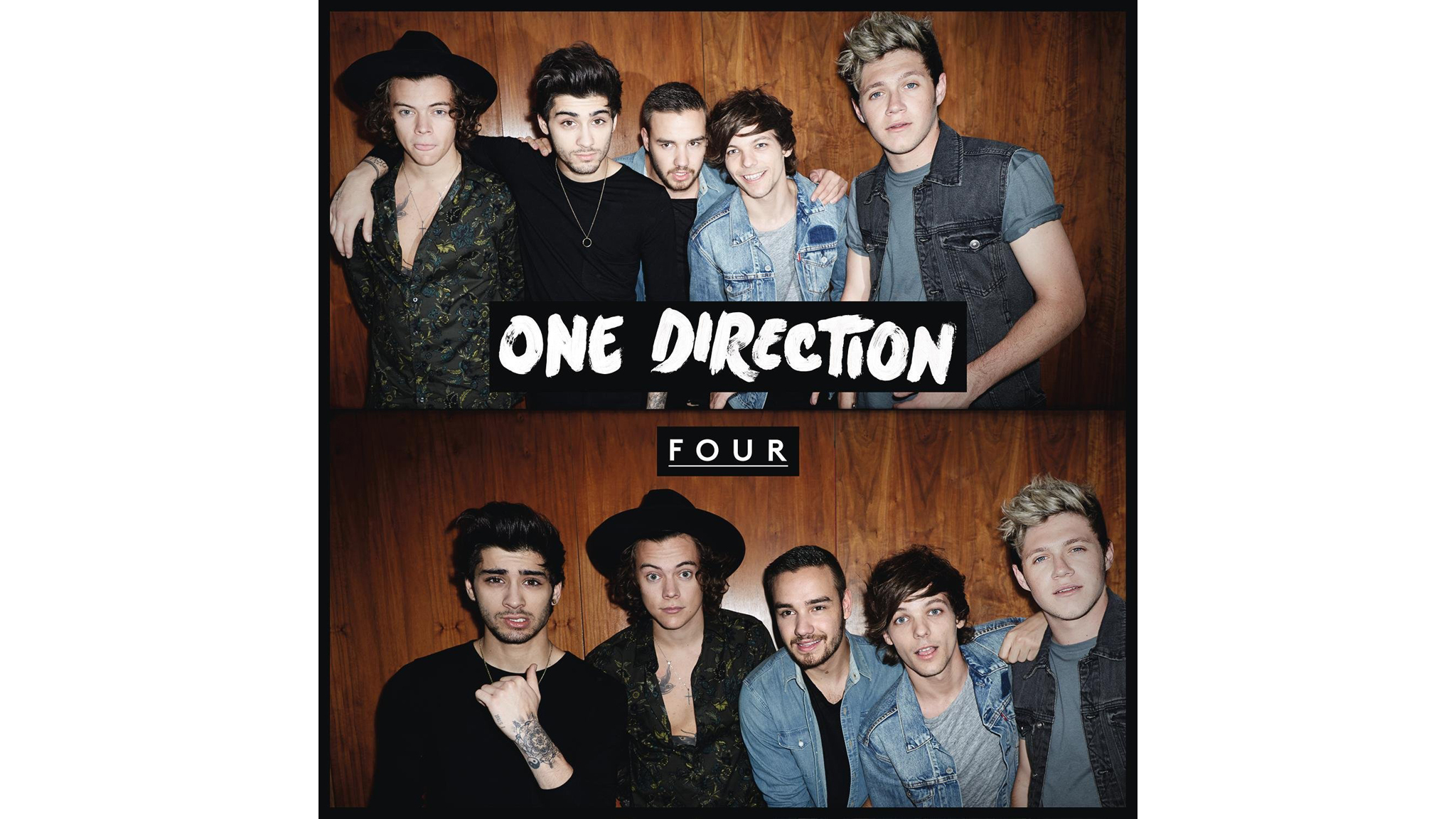 one direction, four