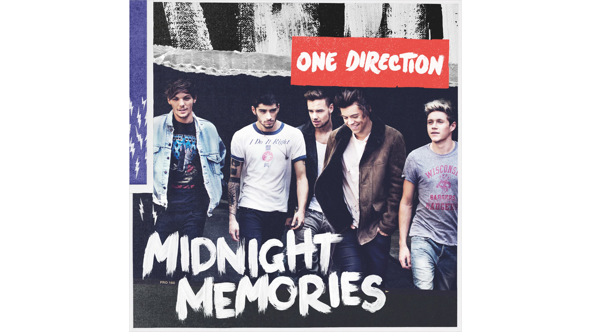 one direction, midnight memories