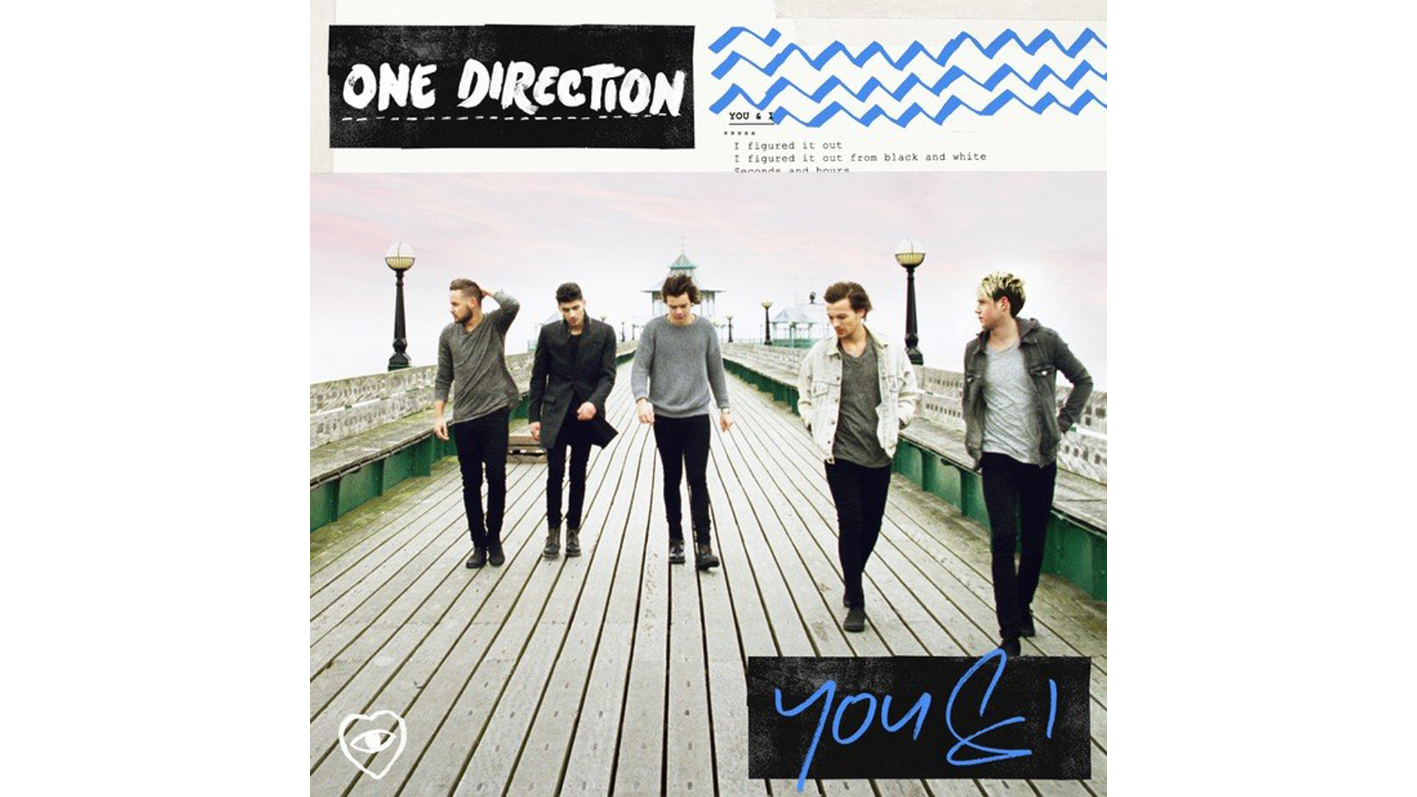 one direction, you and I