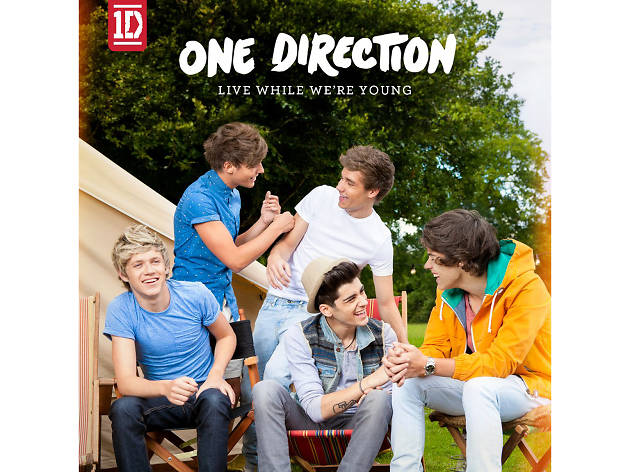 live while we're young, one direction