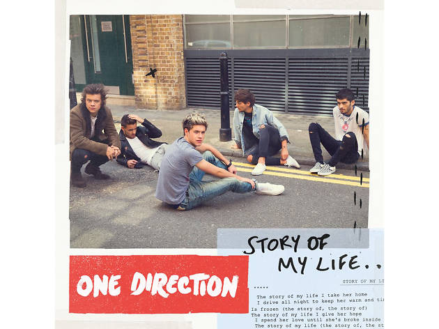 story of my life, one direction