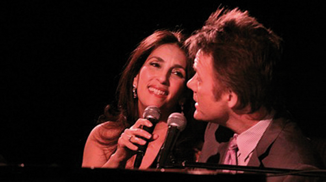 Eric Comstock and Barbara Fasano: Shoulder Season