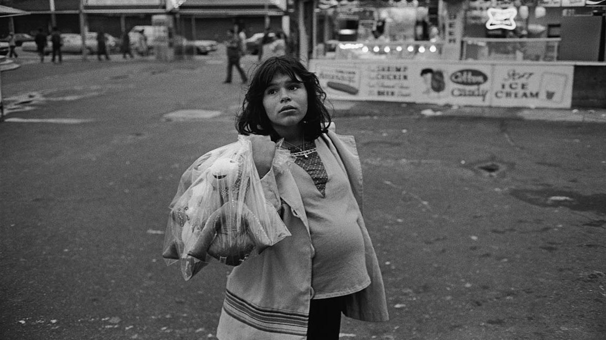 Mary Ellen Mark's best NYC street photography