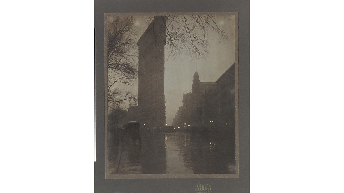 Edward J. Steichen, The Flatiron, 1904