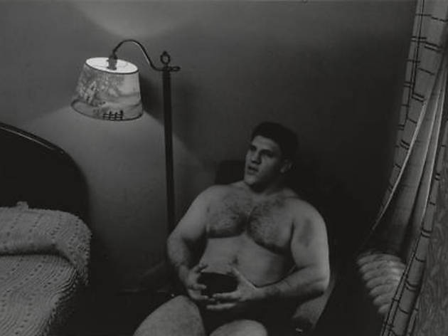 Lee Friedlander, Bruno Sammartino, New York City, 1960