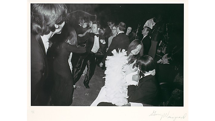 Garry Winogrand, Metropolitan Museum of Art Centennial Ball, New York City, New York, 1969