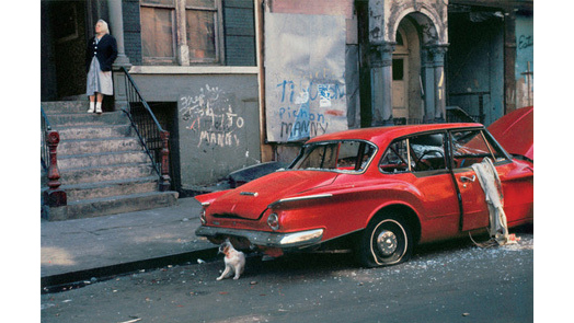 Helen Levitt, New York 1980
