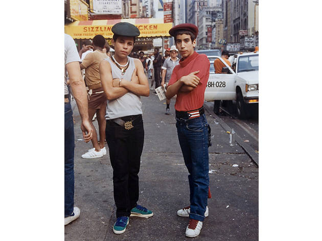 "Jamel Shabazz from ""Back In The Days,"" 1989"