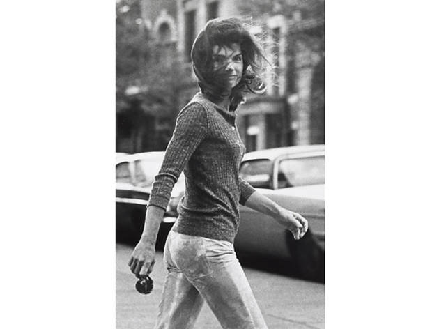 Ron Galella, Jackie Onassis, New York, 1971