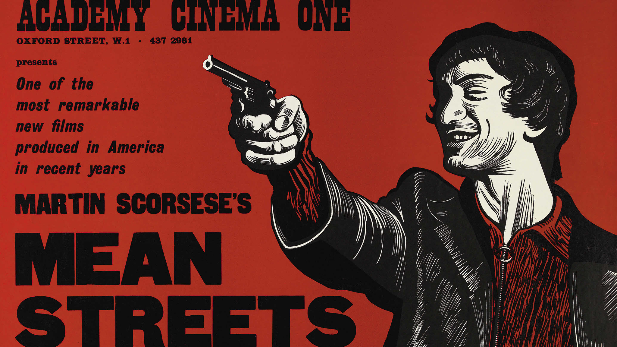View Martin Scorsese's collection of movie posters