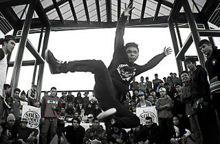 Danza Urbana Generación Hip Hop