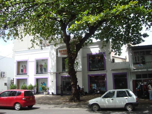 Beverly Street is a shop in Colombo, Sri Lanka