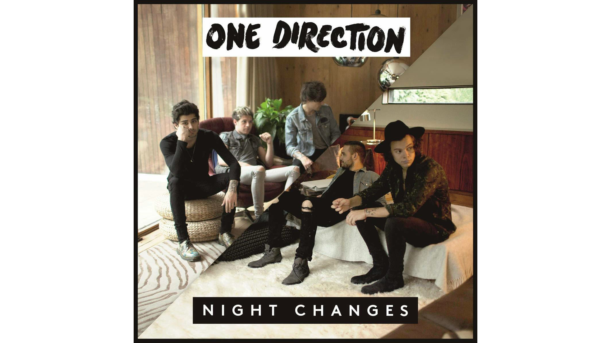 Night changes, one direction