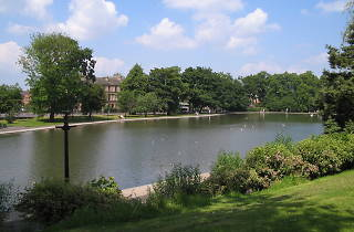 Queen's Park, Glasgow Southside
