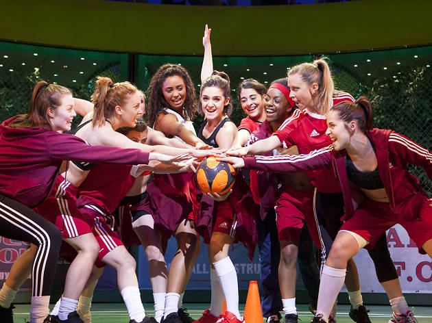 15 London theatre shows we loved the most in 2015: Bend It Like Beckham