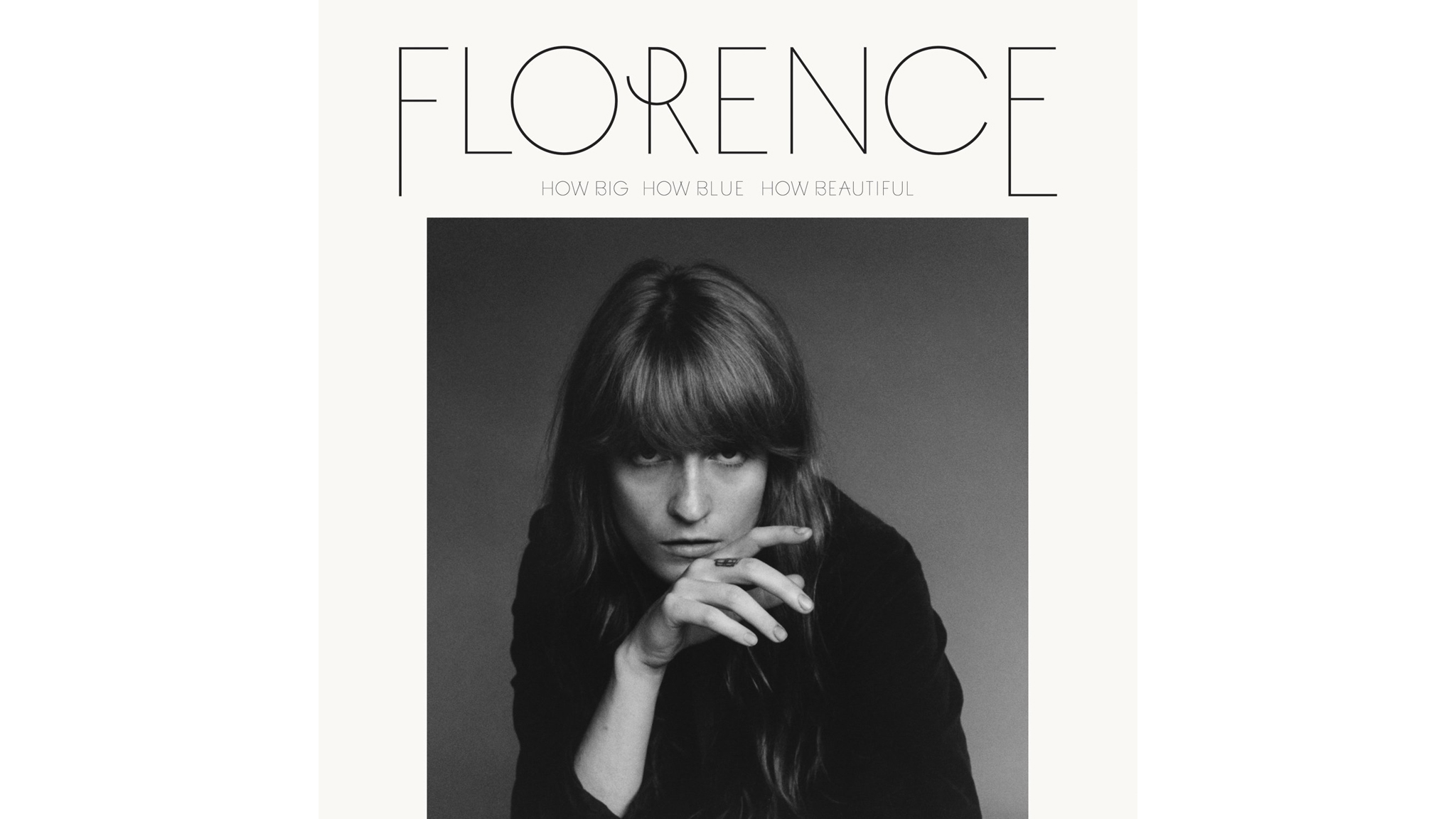 Florence And The Machine – 'How Big, How Blue, How Beautiful'